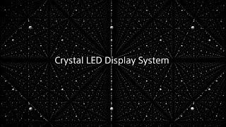 Crystal LED Display System