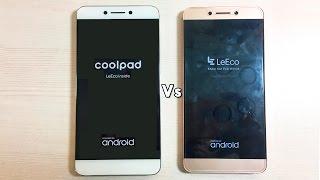 LeEco Cool 1 Dual Vs LeEco Le 2
