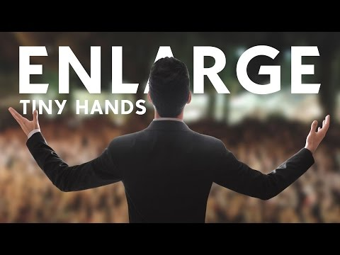 Enlarge Tiny Hands in Adobe Photoshop Using Liquify Filter