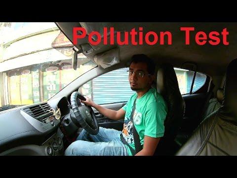 Pollution (PUC) Certificate (Car / Bike)