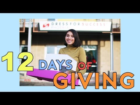 12 Days of Giving w/ BoxLunch