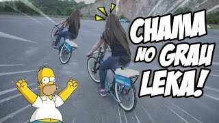 Vlog7008 - Leka Andou De Bike Rebaixada No 352 Club
