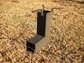 Build A NICE Rocket Stove (For About 10 Bucks!)