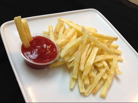 French Fries- Homemade crispy French Fries
