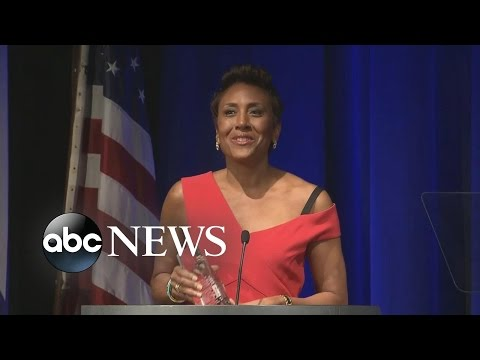 Robin Roberts Inducted Into Sports Broadcasting Hall of Fame