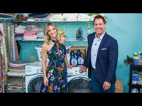 Laundry Mistakes and Solutions - Home & Family