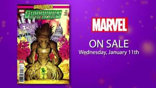 Marvel NOW! Titles for January 11th
