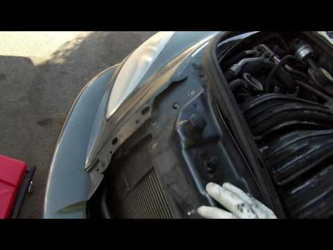 How Change a Radiator From a PT Cruiser