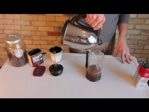 How to Make Chocolate Coffee : Coffee Making