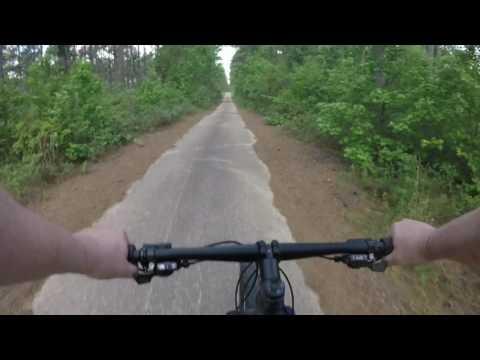 Bicycle tortures Tankerman