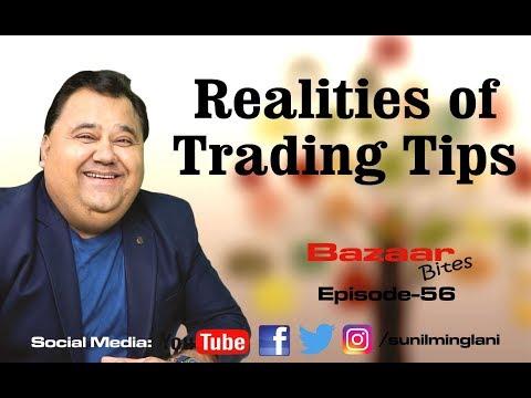 Realities of Trading Tips || Stock Market Hindi Video || Episode- 56 || Sunil Minglani