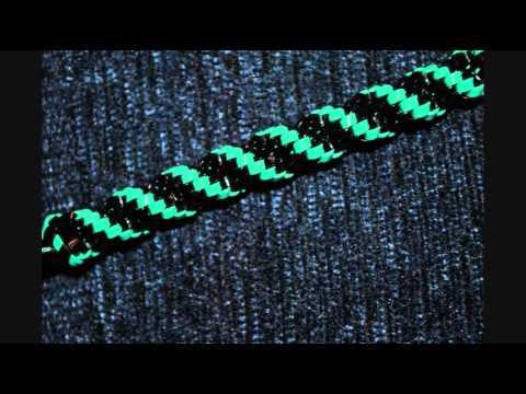 Swirl Craft Lace Lanyards