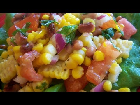 Grilled Sweet Corn, Vidalias, And Tomatoes | EASY TO LEARN | QUICK RECIPES