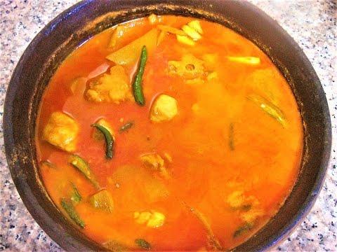 നെയ്മീൻ മാങ്ങാ ഇട്ടു വെച്ചത് || Kerala Style Fish Mango Curry