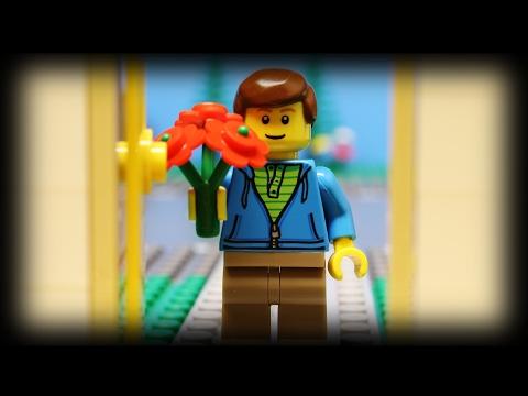 Lego Valentine's Day