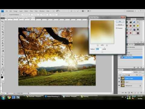 Photoshop Tutorials: Make Your Photos Look Better [ HD ]