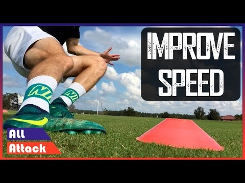 How to Improve Your Speed in Football! | 30 Day Training