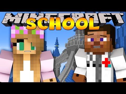 Minecraft School : KELLY'S BIG SECRET!