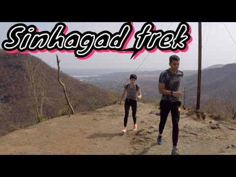 Vlog || Sinhagad Fort Trek!