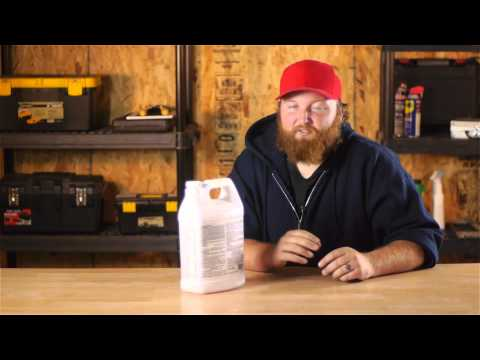How to Put Antifreeze in Your Plumbing : Water Pipes & Plumbing