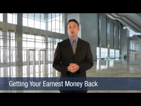 Getting Your Earnest Money Back