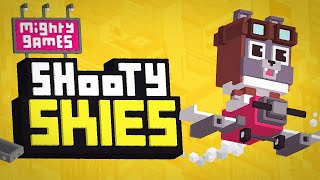 ROCKET PUGS!! | Shooty Skies