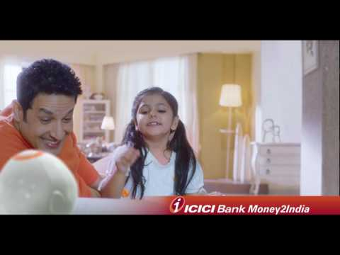 ICICI Bank Money2India - Transfer money in 3 easy steps