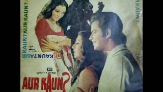 Lata Mangeshkar_Aur Kaun Aayegaa (Aur Kaun; Bappi Lahiri; Amit Khanna)
