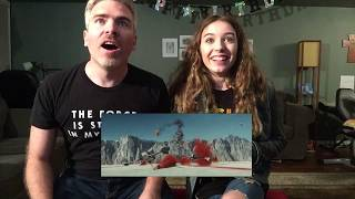 Star Wars The Last Jedi Trailer 2 - Reaction