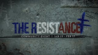 Official Call of Duty®: WWII – The Resistance Event Trailer