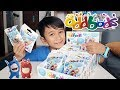 Ziyan Unboxing Banyak Mainan Oddbods Collectible Figurines