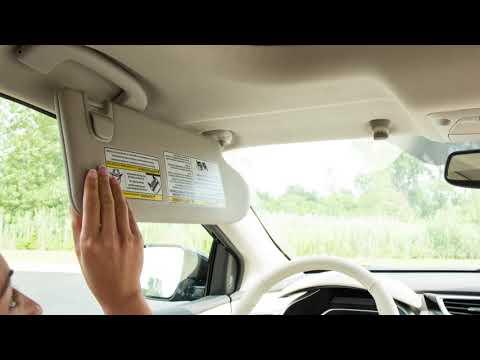 2019 Nissan Murano - Sun Visor