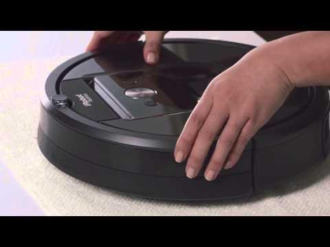 Bumper Troubleshooting for iRobot® Roomba® 980 Vacuuming Robot