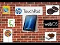How to install Android 8.1, 7.1, 6.0 or 4.4 on HP Touchpad.