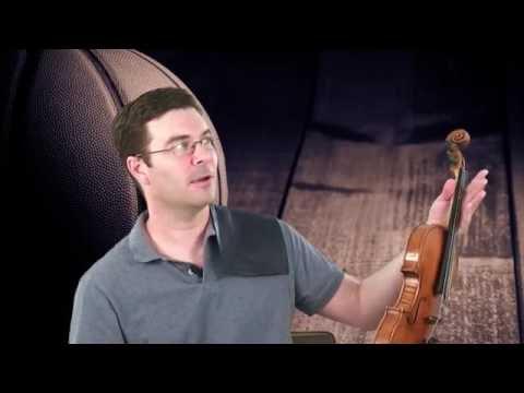Master violin spiccato at any speed