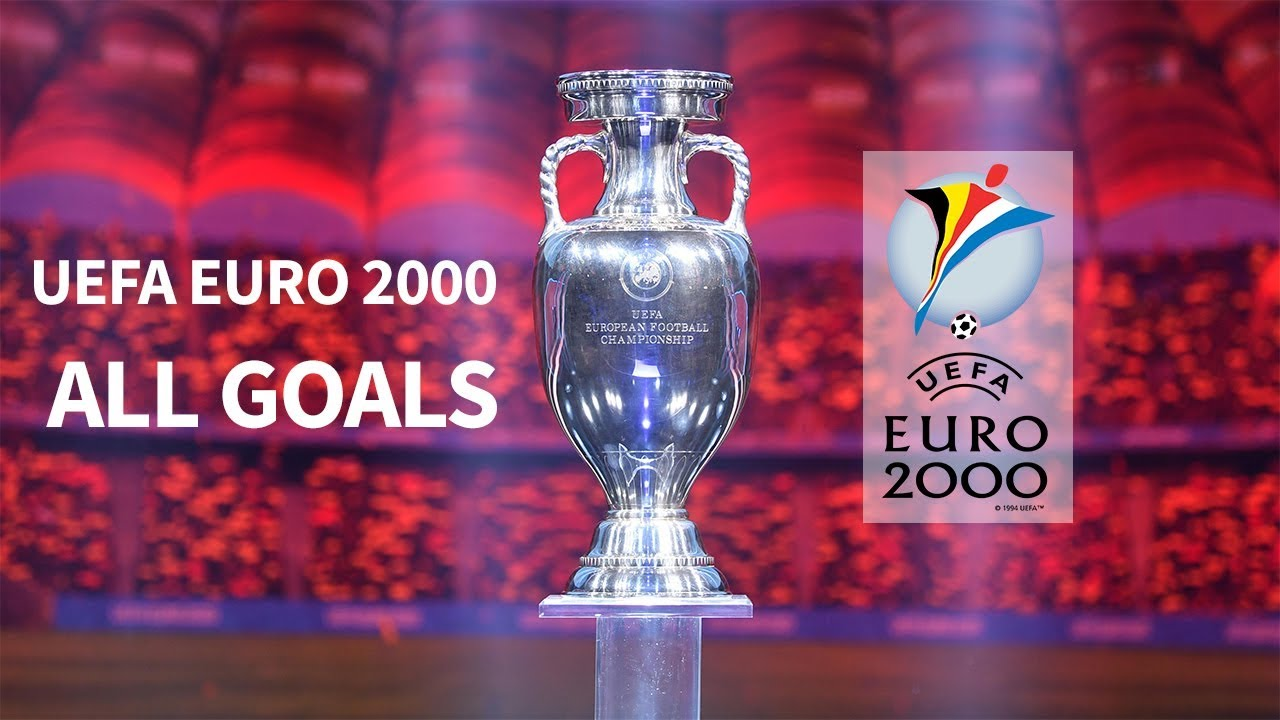 UEFA Euro 2000 ● All 85 Goals [HD]