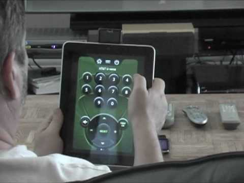 i-Got-Control turns your iPhone, iPod touch or iPad into a Universal Remote Control