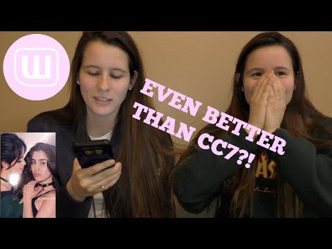 REACTING TO MY CAMREN FANFIC I WROTE 3 YEARS AGO  PART 3!! 