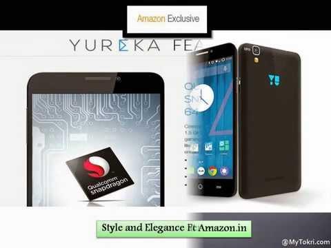Buy Micromax YU Yureka Mobile Phone Exclusively on Amazon India
