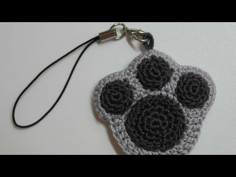 How To Make A Cute Crocheted Cats Paw Charm - DIY Style Tutorial - Guidecentral