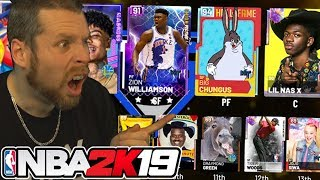 What did I just draft on NBA 2K19