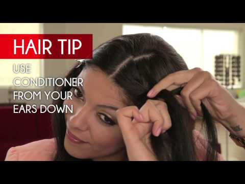 Summer Hair Tutorial + 5 Hair Tips!