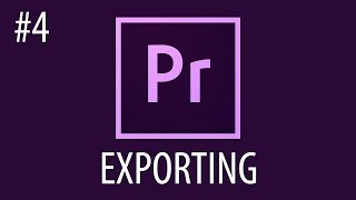 Cara Export Video Untuk YouTube - Adobe Premiere Pro #4
