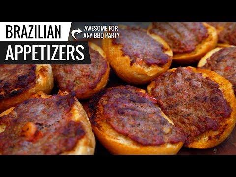 Amazing Brazilian Appetizer Idea for your BBQ!