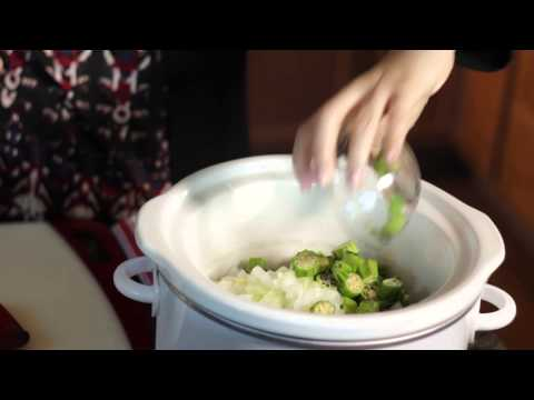 How to Make Gumbo in a Slow Cooker : Healthy & Delicious Southern Food