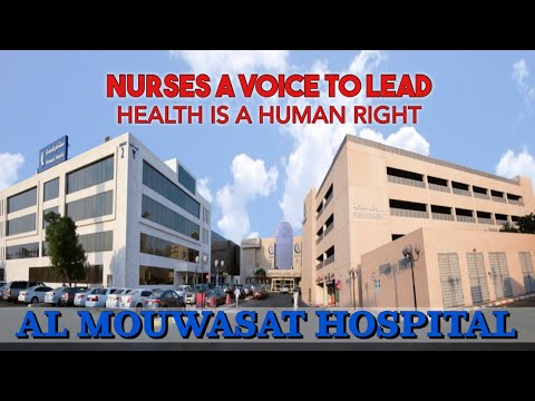 NURSES DAY – AL MOUWASAT HOSPITAL | Jay Viola