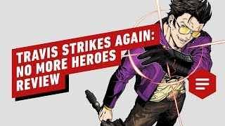 Download Travis Strikes Again: No More Heroes Review Video