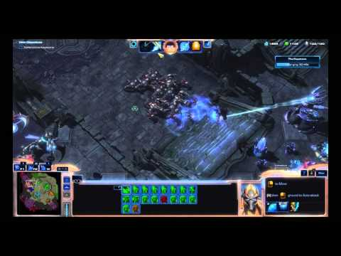 StarCraft II Legacy of the Void: Salvation Mission Walkthrough
