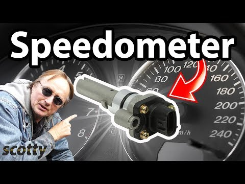 How to Fix a Speedometer Gauge in Your Car (Speed Sensor)