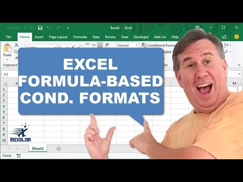 MrExcel's Learn Excel #933 WIIW - Conditional Formula